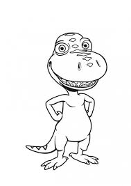 dinosaur train coloring pages fablesfromthefriends