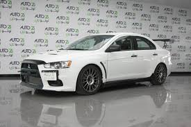 2009 mitsubishi lancer evolution white color u2022 autoz qatar