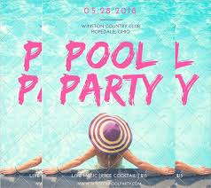 party flyer free 18 pool party flyer templates psd free eps format download