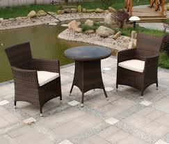 Small Patio Furniture Sets - outdoor woven furniture