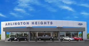 ford corporate arlington heights ford forms a corporate partnership with