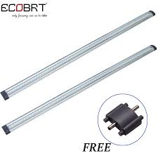 Thin Led Under Cabinet Lighting by Aliexpress Com Buy 80cm Long 9w Kitchen Cabinet Lights 12v Slim