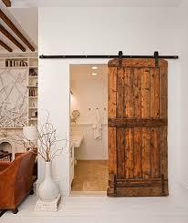 Interior Swinging Doors Interior Doors Adding Surprising Accents To Modern