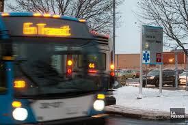 aubert si e auto stm près de 200 autobus immobilisés hier à cause d un nouveau