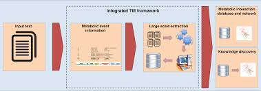 1811 Best Work From Home An Integrated Text Mining Framework For Metabolic Interaction