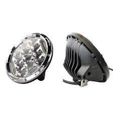 Led Car Lights Bulbs by 7 Inch Drl Headlight Led Car Headlight Jeep Accessorice Led Headlamp