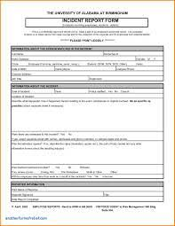 incident report template itil report template blank report 83397815 png sales