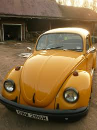orange volkswagen beetle 1974 volkswagen beetle for sale classic cars for sale uk