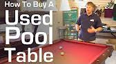 How To Move A Pool Table by How To Move A Pool Table Youtube