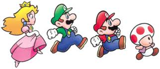 playable characters super mario bros wiki fandom powered