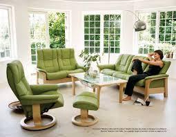 stressless paloma green leather by ekornes stressless paloma