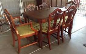 1920 Dining Room Set by 1920s Antique Dining Room Chairs Set Of 4 In Burlington Ontario