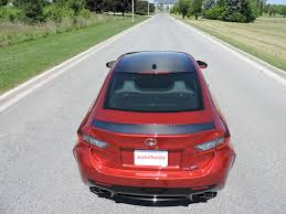 lexus rc f how many seats 2015 lexus rc f road test autoguide com news