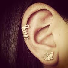 awesome cartilage earrings best cartilage earrings best earring 2017
