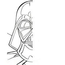 draw darth vader u0027s helmet disney family