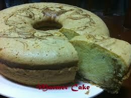 cara membuat kue bolu jadul from my kitchen marmer cake jadul