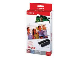 bon de commande bureau vallee posterexpo canon kp 36ip cartouche imprimante kit papier canon
