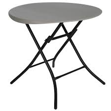 round folding tables for sale this classic lifetime round table is just the right size for