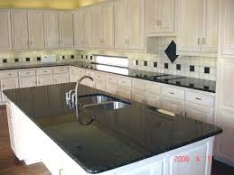 Replacing Kitchen Faucet In Granite by Granite Countertop Kitchen Cabinets Home Depot Prices Faux Tin
