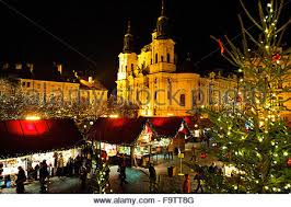 christmas market prague stock photos u0026 christmas market prague