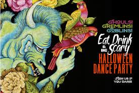 Monster Halloween Party Hunterdon Art Museum Hosts Halloween Dance Party Fundraiser