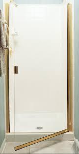 single swing shower doors american shower and tub door