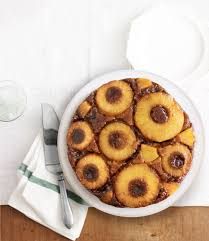salted caramel pineapple upside down cake recipe