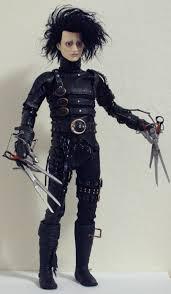 edward scissorhands costume edward scissorhands by shan lan on deviantart dolls