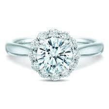 mens engagement rings white gold rings white gold white gold halo plain shank