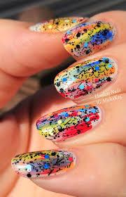 ehmkay nails opi graffiti nail art with to be or not to beagle