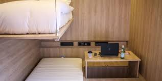 chambre modulable snoozebox dévoile une chambre d hôtel modulable hospitality on