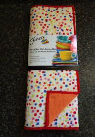 kitchen drying mat confetti fiesta dish drying mat fiesta ware pinterest fiestas