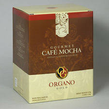 Organo Gold Business Cards Organo Gold Mocha Flavored Coffee Ebay