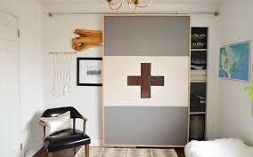 Diy Closet Door 5 Diy Ways To Upgrade Rental Closet Doors Apartment Therapy