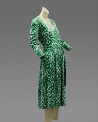 diane von furstenberg dress american the met