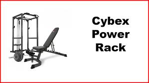 cybex power rack youtube