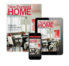 Interior Design Magazines by New England Home Magazine