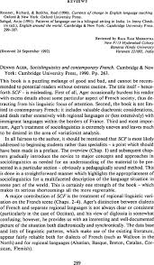language setting pattern used in society dennis ager sociolinguistics and contemporary french cambridge