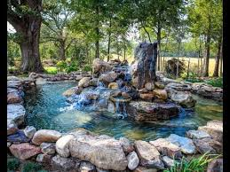 Rock Fountains For Garden Rock Garden Designs And Ideas