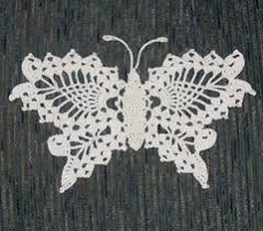 ravelry delicate crochet butterfly pattern by halliday