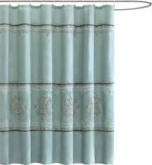 Polyester Shower Curtains Park Brussel Polyester Shower Curtain Reviews Wayfair