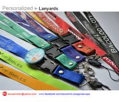 personalized souvenirs personalized lanyard id lace souvenirs corporate giveaways