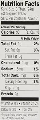 latke mix kehe 72700007856 manischewitz homestyle potato latke mix 6 ounce