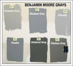 the wall paint color is benjamin moore ashley gray hc 87 can this