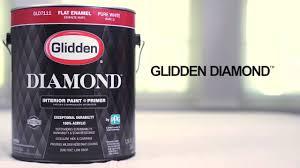 glidden diamond interior paint youtube