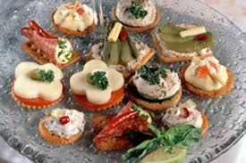 canapes recipes minced ham canapes recipe lovetoknow