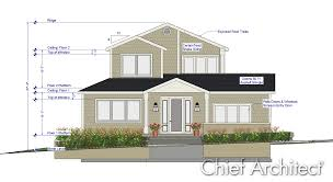 architecture design plans chief architect home design plans amazoncom chief architect home