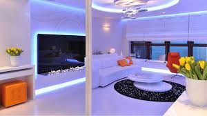 futuristic homes interior modern living rooms and technology for it homemajestic family room