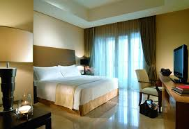 Two Bedrooms by Two Bedroom Suites The Ritz Carlton Jakarta Pacific Place