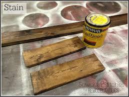 Rustic Wood Ledge Pottery Barn Remodelaholic Turn An Ikea Shelf Into A Pottery Barn Ledge